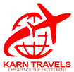 Karn Travels Logo